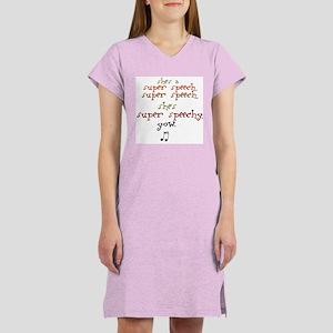 SUPER SPEECHY Women's Nightshirt