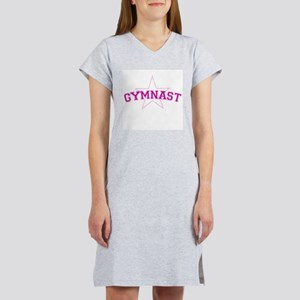Gymnast Ts Women's Pink Nightshirt