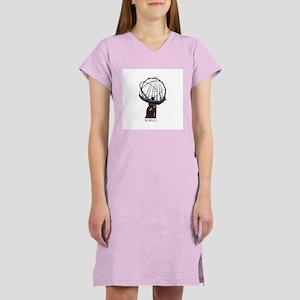 Shrug Women's Nightshirt