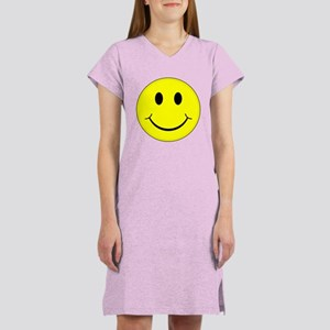 Classic Smiley Face Women's Nightshirt