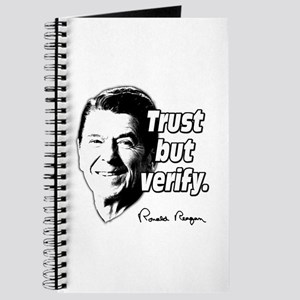 Ronald Reagan Quote Trust But Verify Journal