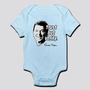Ronald Reagan Quote Trust But Verify Infant Bodysu