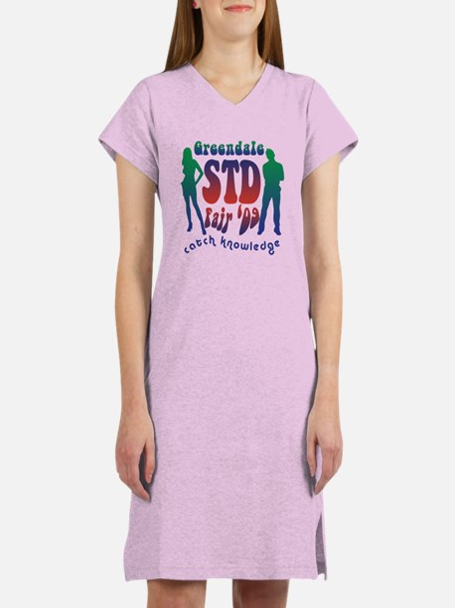 Greendale STD Fair Women's Nightshirt