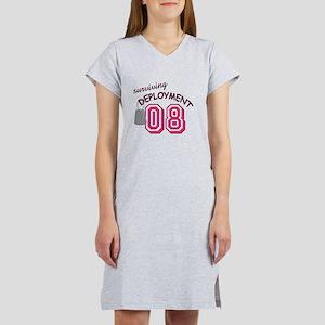 Deployment 08 Women's Nightshirt