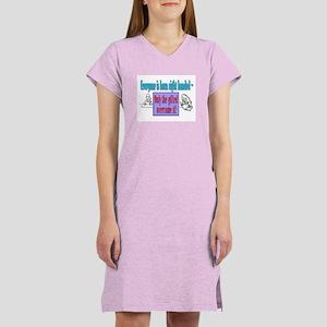 Right/Left-handed Women's Nightshirt