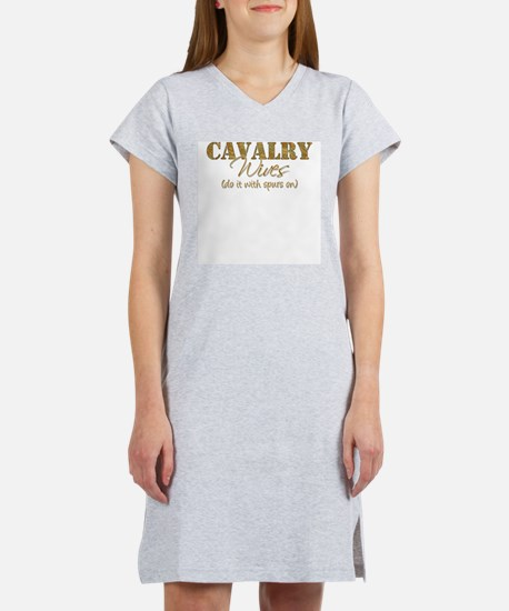 Unique Army wives Women's Nightshirt