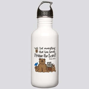 Psalm 150:6 Stainless Water Bottle 1.0L