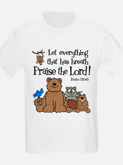 Psalm 150:6 T-Shirt