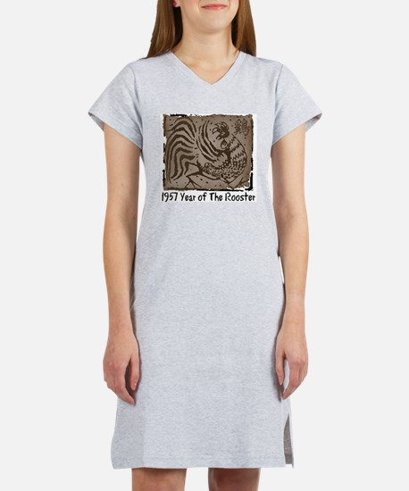 Year of The Rooster Women's Nightshirt