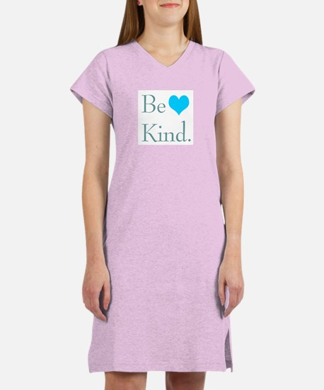 """Be Kind"" with a heart. Women's Light TW"