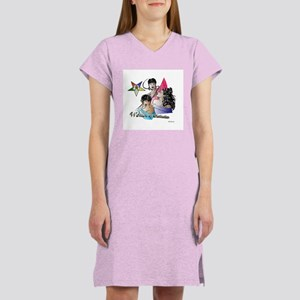 Ladie of Distinction Women's Nightshirt