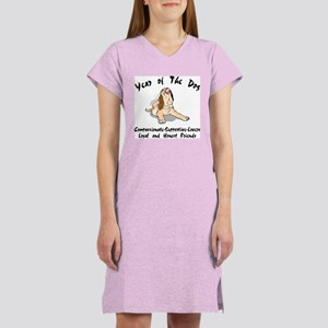 Funny Year of The Dog Women's Nightshirt