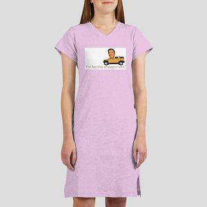 Arnold Hummer Women's Nightshirt