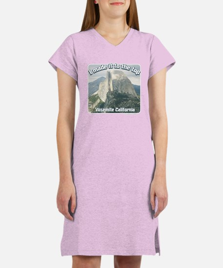 I made it Yosemite Women's Nightshirt