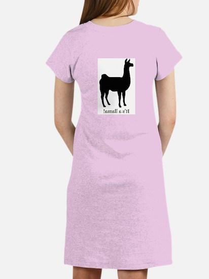 Llama Women's Nightshirt