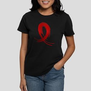 Vasculitis Graffiti Ribbon 2 T-Shirt