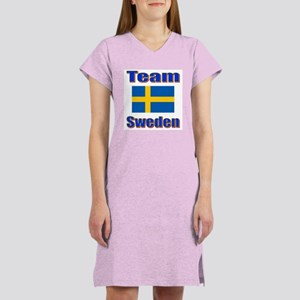 Team Sweden Women's Nightshirt