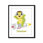 Turtle Dreamer™ Framed Panel Print