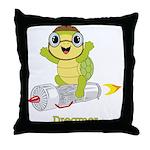Turtle Dreamer™ Throw Pillow