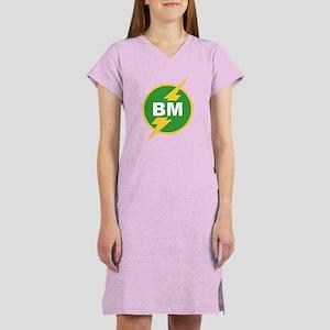 BM Best Man Women's Nightshirt