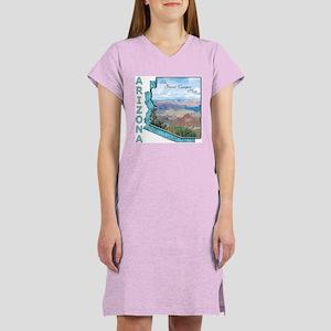 Arizona - Grand Canyon State Women's Nightshirt