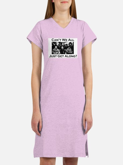 Get Along - Women's Nightshirt