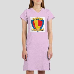 Super Librarian Women's Nightshirt
