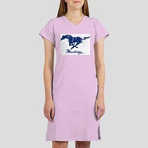 Mustang - Grunge Women's Nightshirt