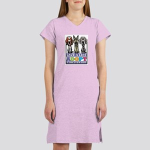 Adopt a Shelter Dog Women's Nightshirt