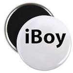 iBoy (black font) Magnet