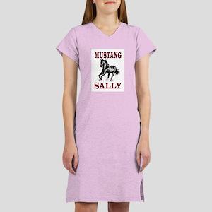 MUSTANG SALLY Women's Nightshirt