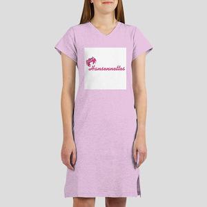 Hansennettes V2 Women's Nightshirt