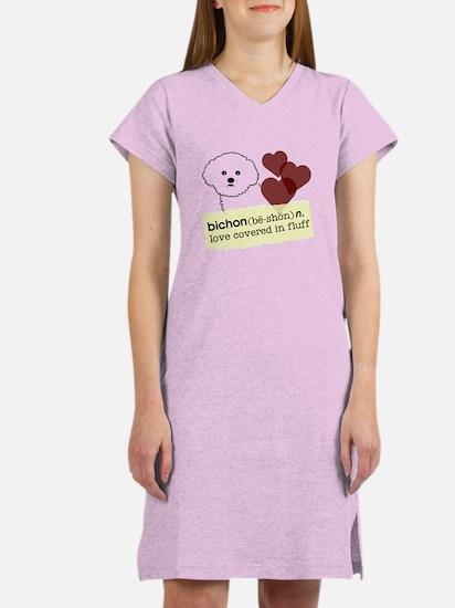 Cute Fluff Women's Nightshirt