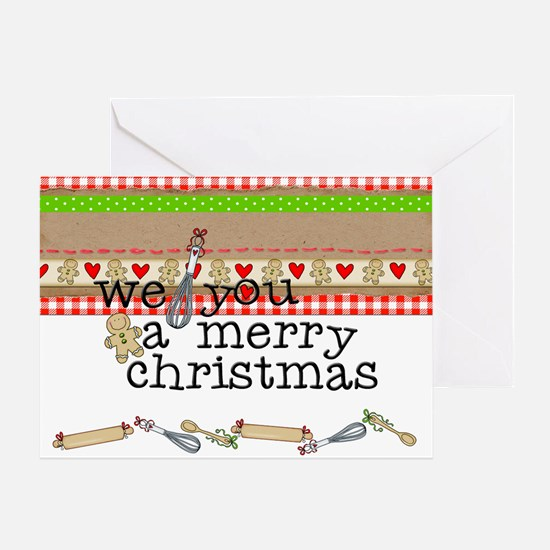 Wisk A Merry Xmas Greeting Card