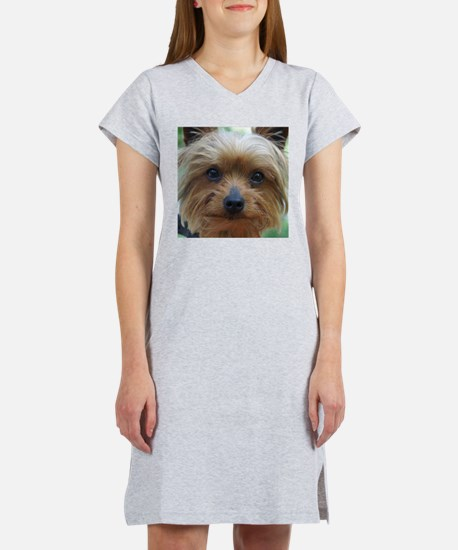Yorkie Women's Nightshirt