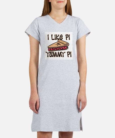 Yummy PI Women's Pink Nightshirt