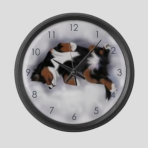 BMDCA CLOCKS Large Wall Clock