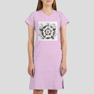 Tudor Rose Women's Nightshirt