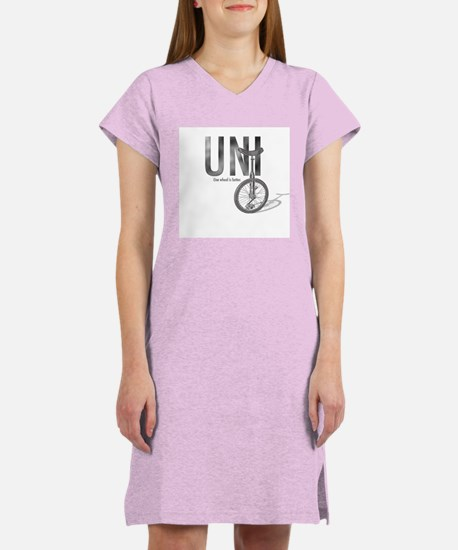 Unicyle Women's Nightshirt