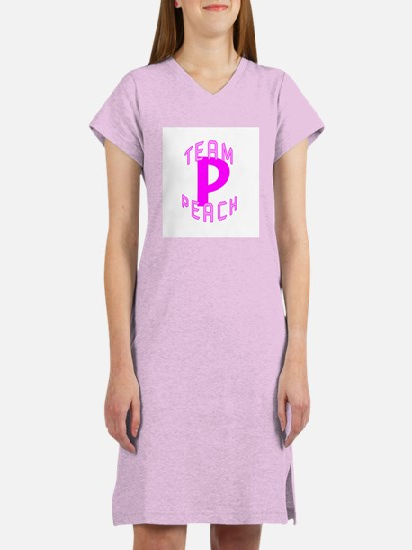 Team Peach Women's Nightshirt