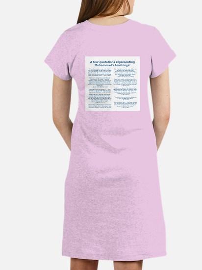 Palaeologus Quotation Women's Nightshirt