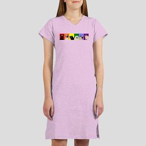 PugPride Women's Nightshirt