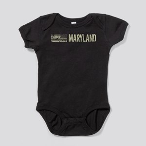 Black Flag: Maryland Baby Bodysuit