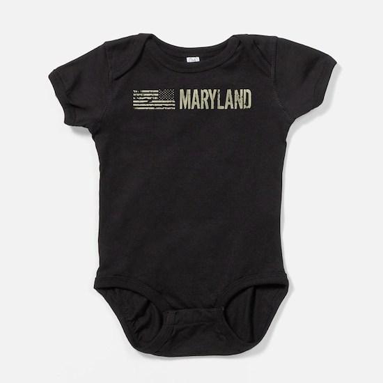 Black Flag: Maryland Baby Bodysuit