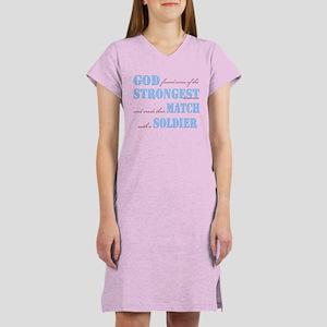 Strongest Women Women's Nightshirt