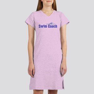 SWIM COACH Women's Nightshirt