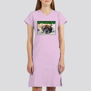 Mastiff Women's Nightshirt