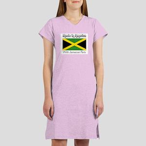 Jamaican Parts Women's Nightshirt