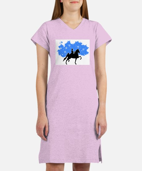 American Saddlebred Women's Nightshirt