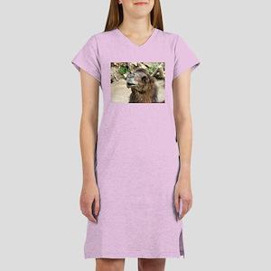Helaine's Camel Women's Nightshirt